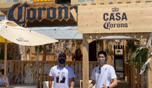 葉山・森戸海岸「Casa Corona」で海水浴ワーケーション ~働き遊ぶ歓びを味わうビーチハウス~